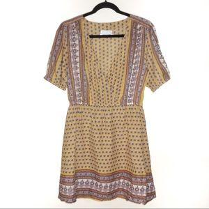 Urban Outfitters Boho Style Dress